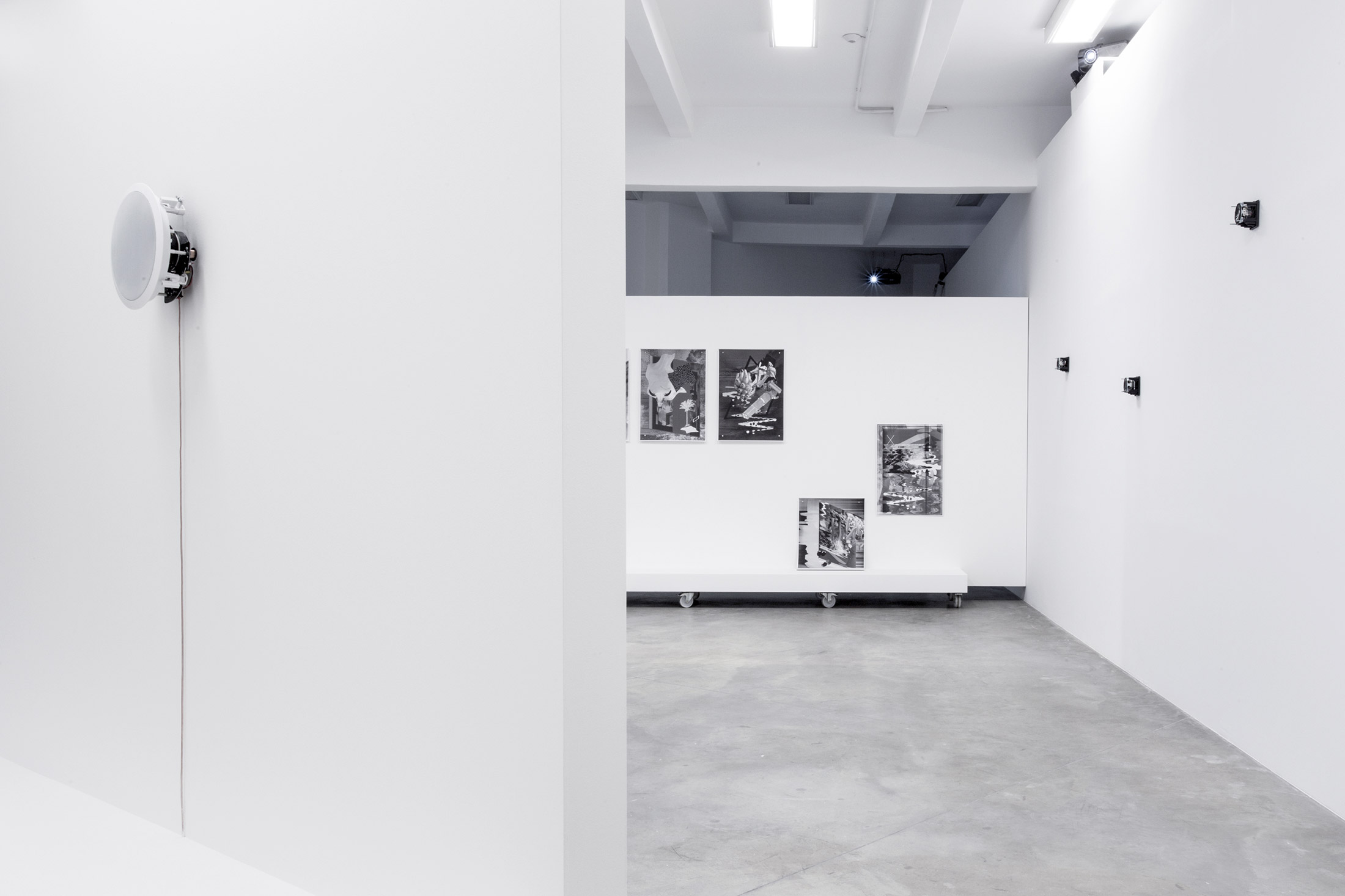 dr Ewa Doroszenko - Exercises of listening 03 - wystawa