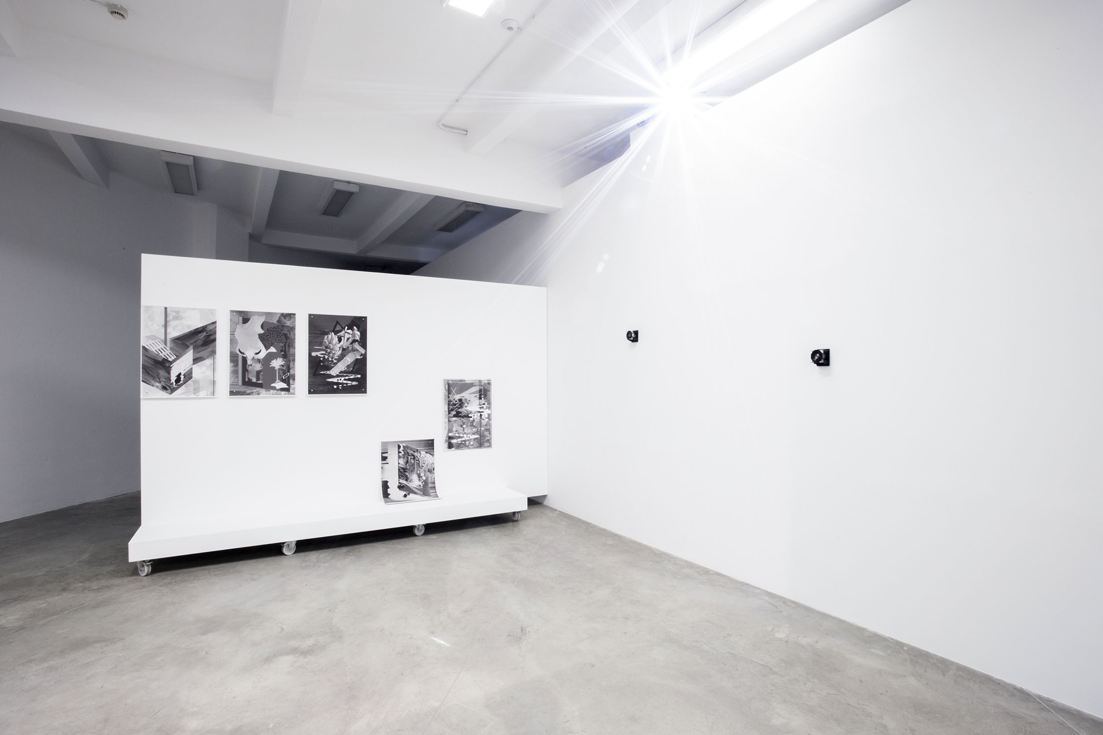 dr Ewa Doroszenko - Exercises of listening 04 - wystawa