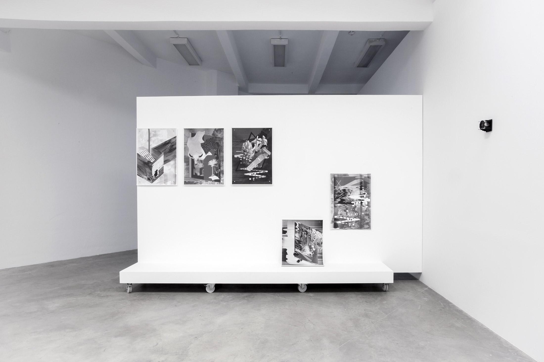 dr Ewa Doroszenko - Exercises of listening 05 - wystawa