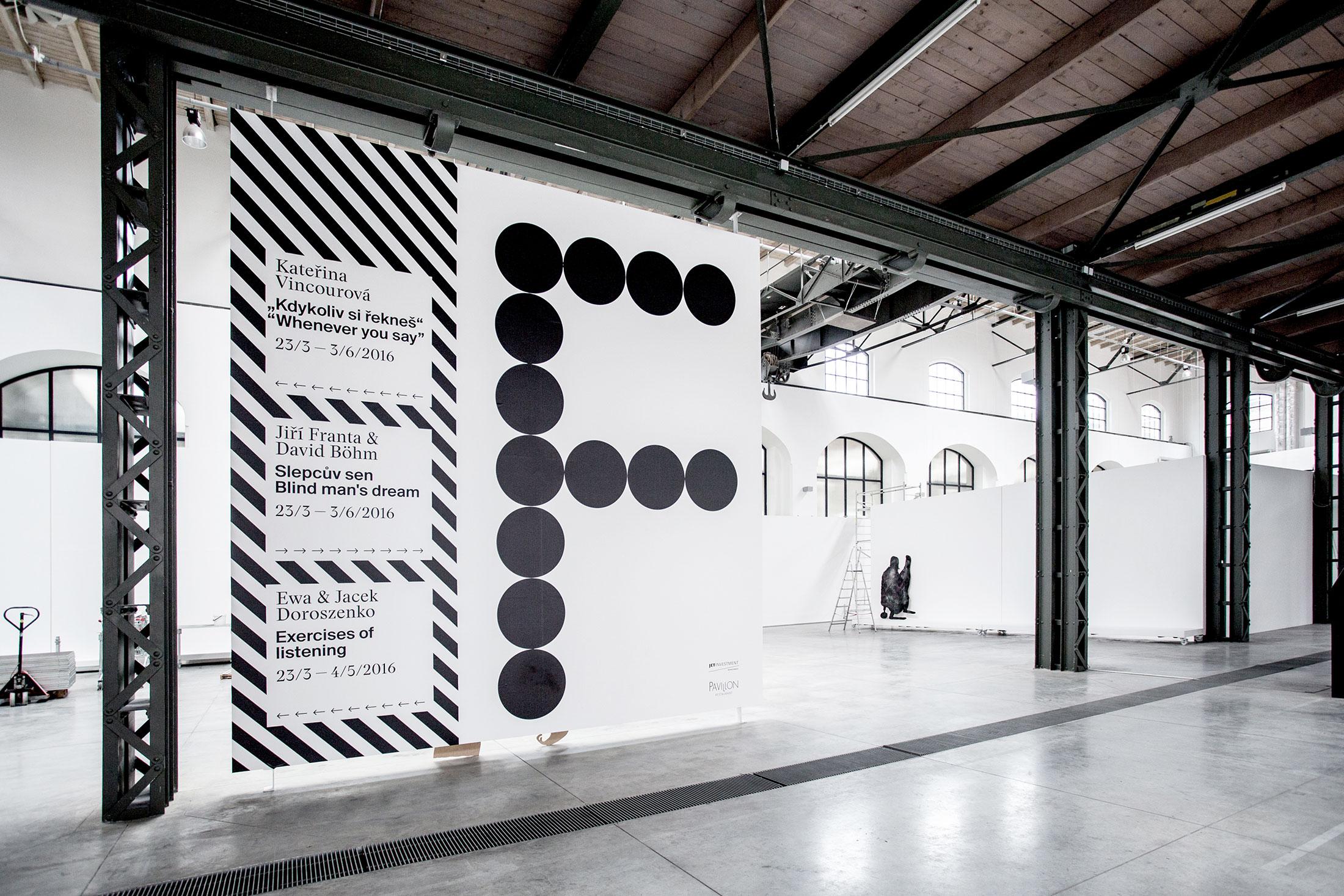 Ewa Doroszenko – Fait Gallery Brno 01, exhibition