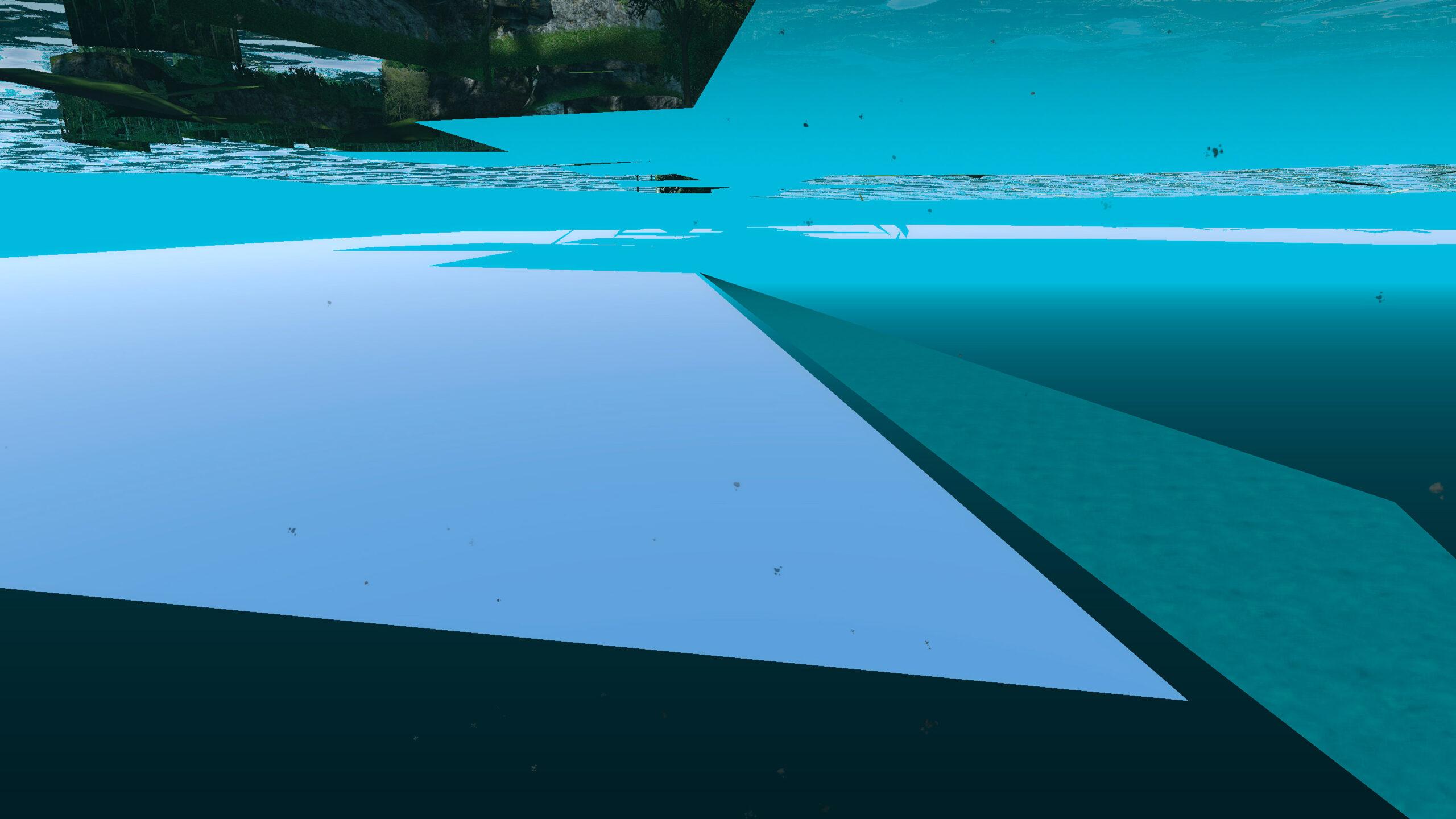 Ewa Doroszenko – Imagine yourself on an island in the middle of the ocean 01 - video