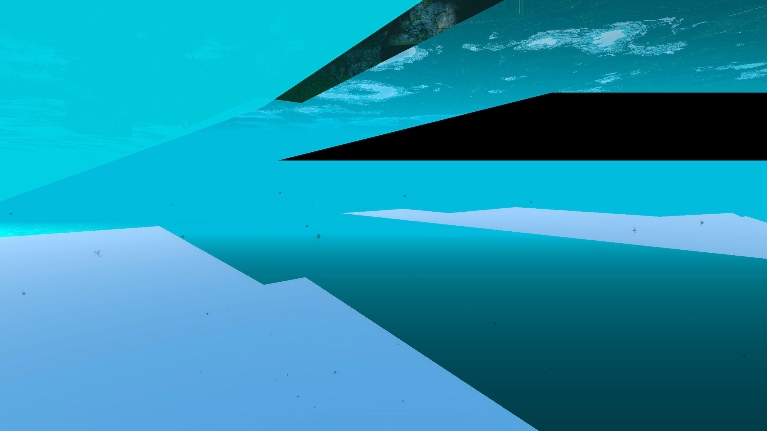 Ewa Doroszenko – Imagine yourself on an island in the middle of the ocean 02 - video