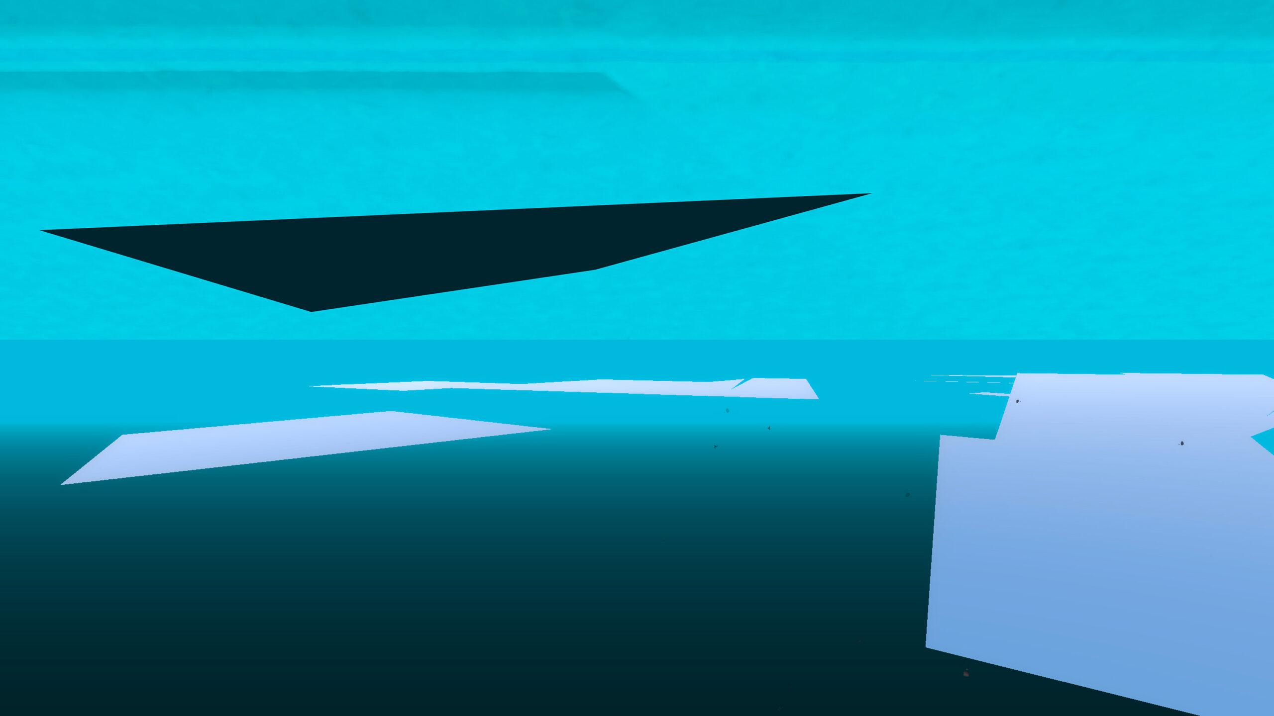 Ewa Doroszenko – Imagine yourself on an island in the middle of the ocean 03 - video