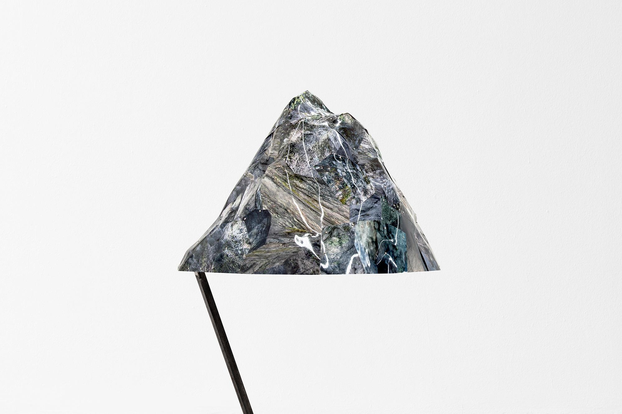 Ewa Doroszenko – Impossible Territory 01, photographic object