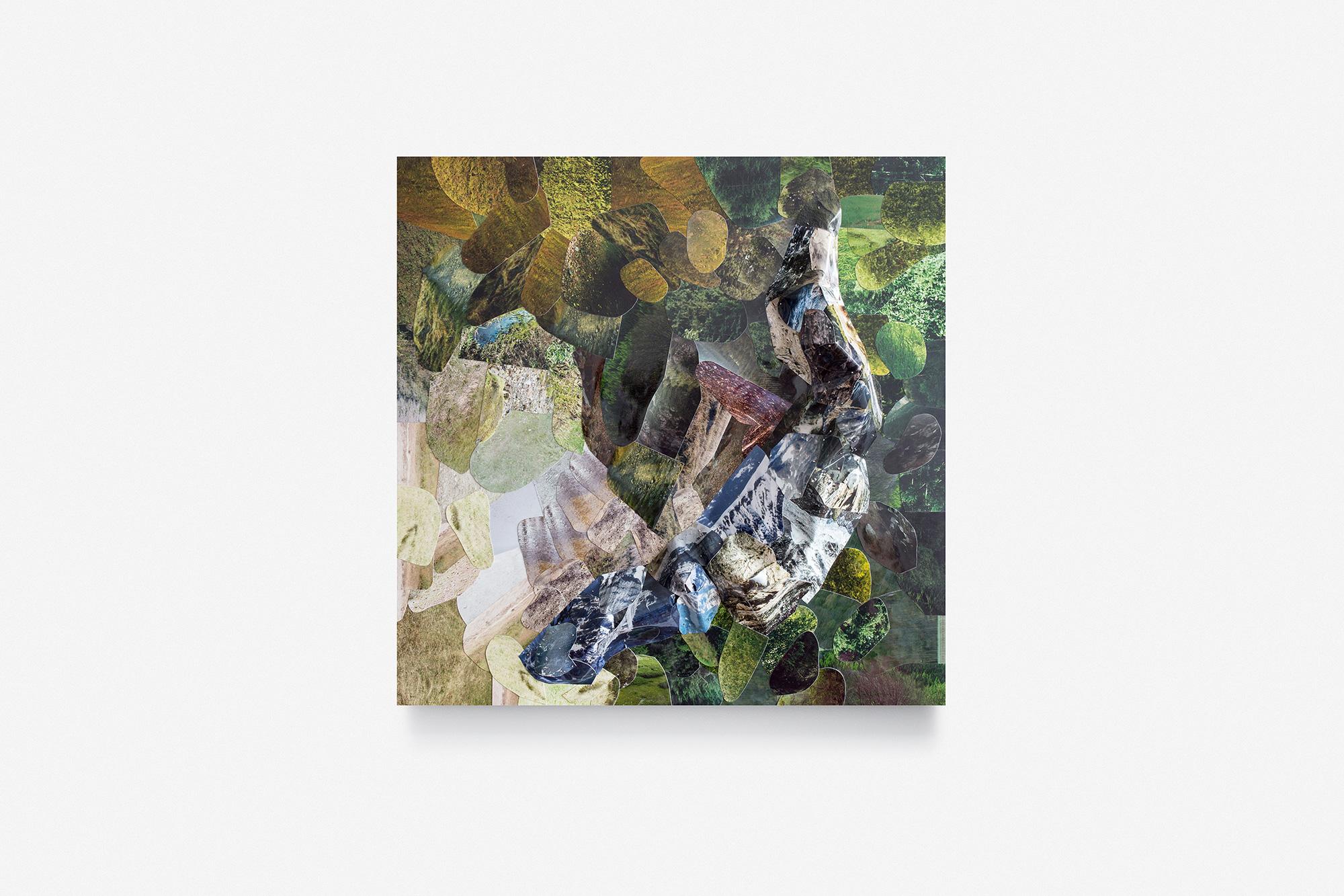 Ewa Doroszenko – Impossible Territory 03, photographic object