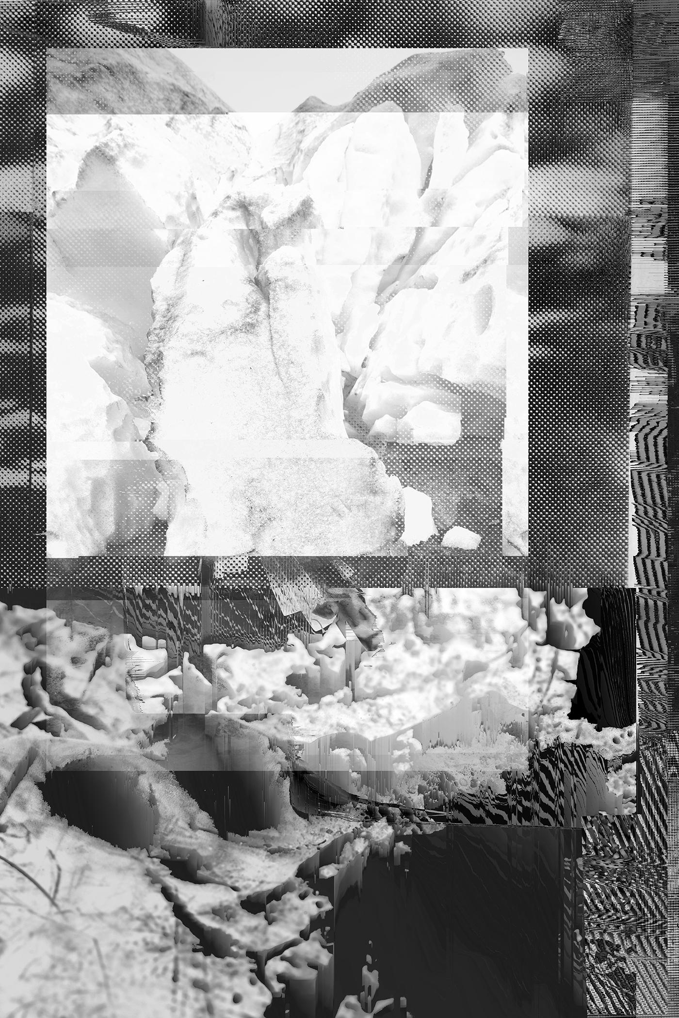 Ewa Doroszenko – Impossible Territory 14, photography