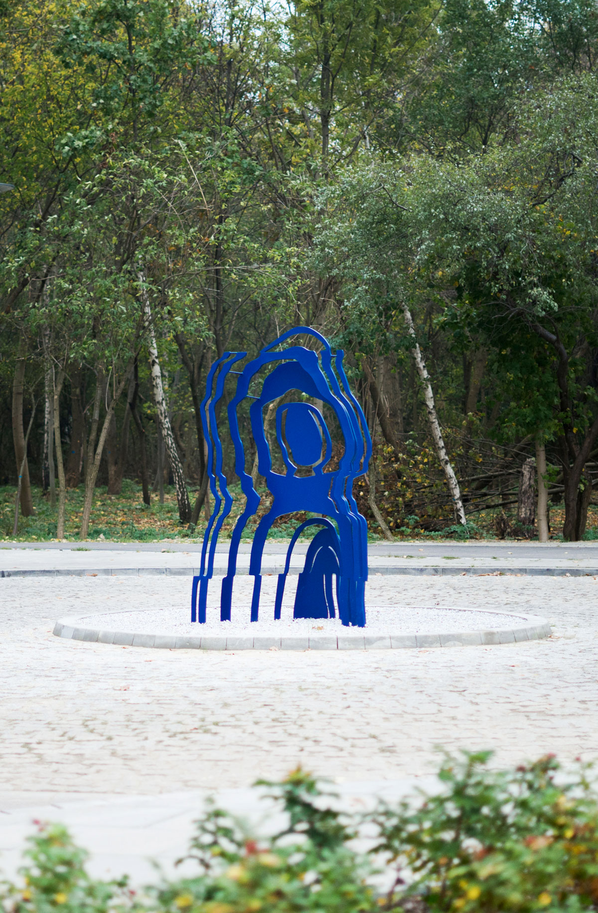 Ewa Doroszenko – art branding 04, Port Żerań