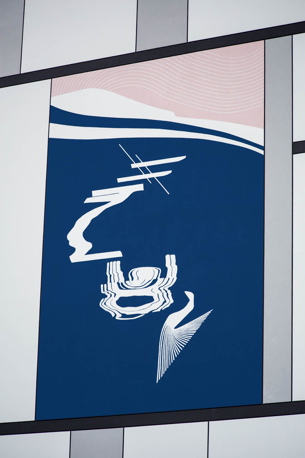 Ewa Doroszenko – art branding 05, Port Żerań