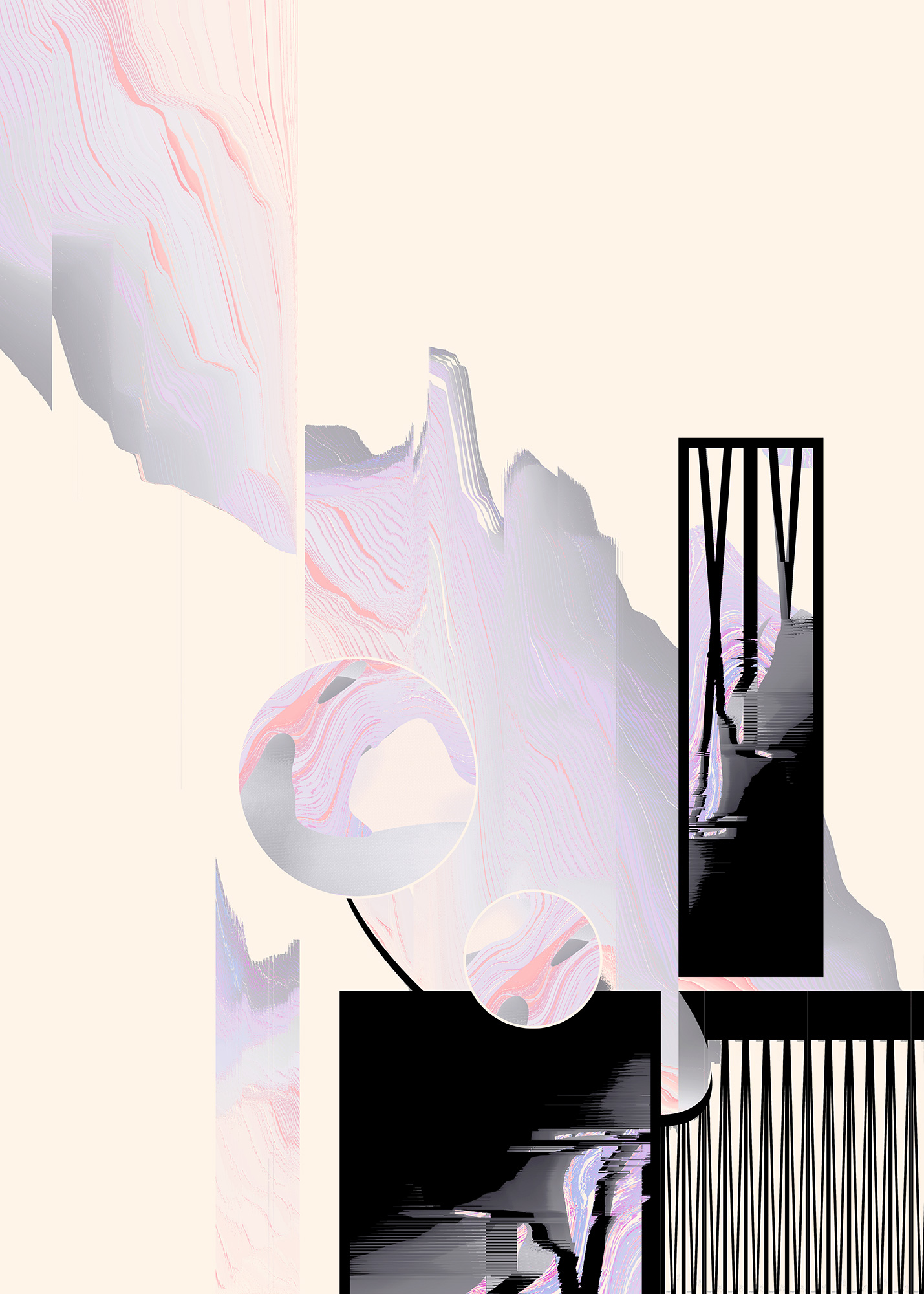 Ewa Doroszenko – Composition with the Sun online 05, obraz