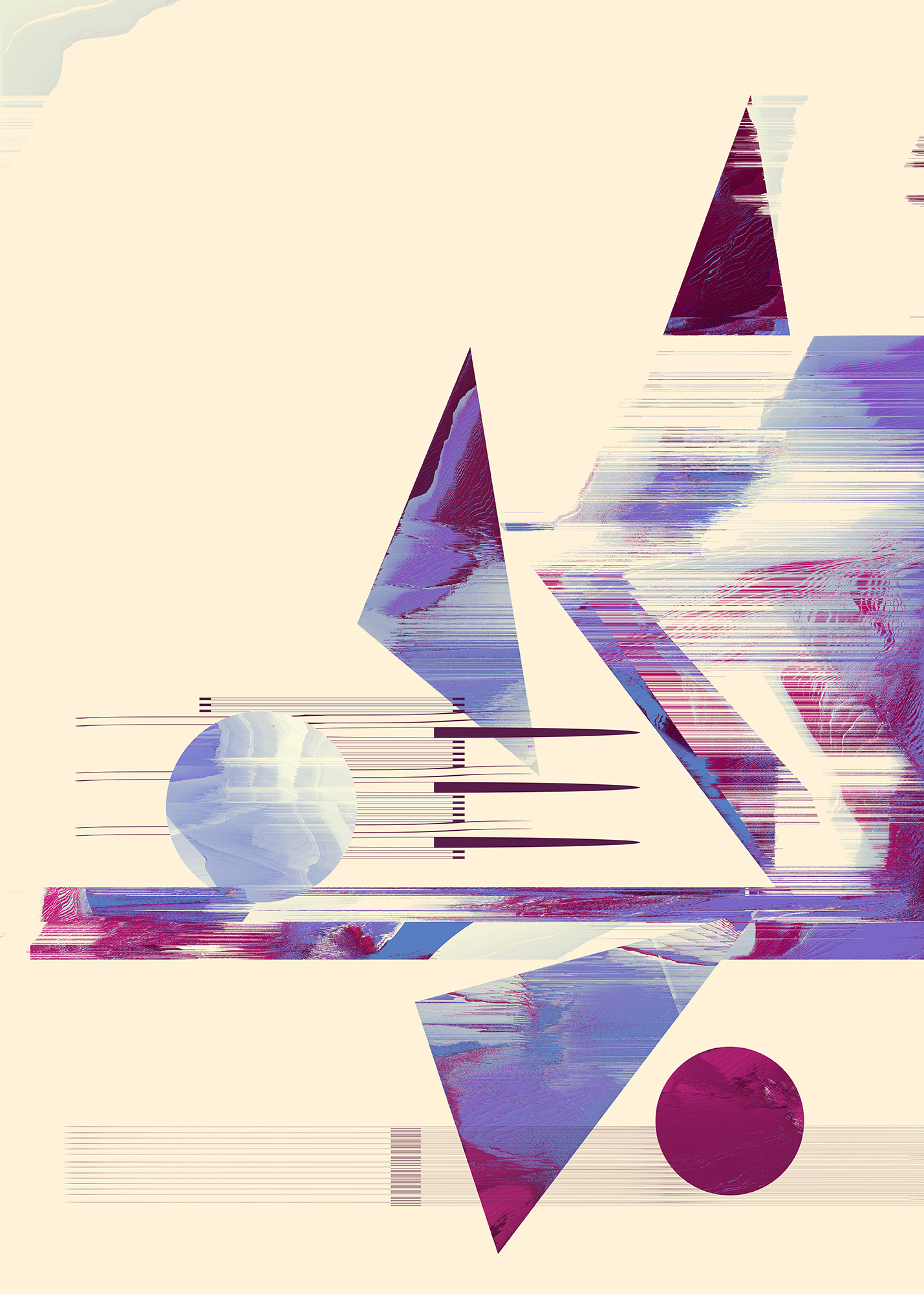 Ewa Doroszenko – Composition with the Sun online 09, obraz