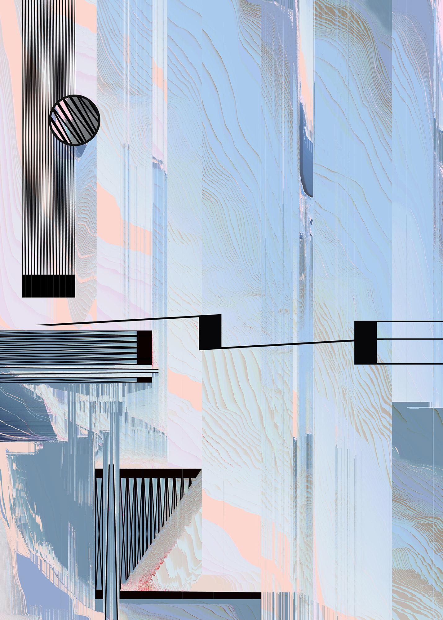 Ewa Doroszenko – Composition with the Sun online 14, obraz