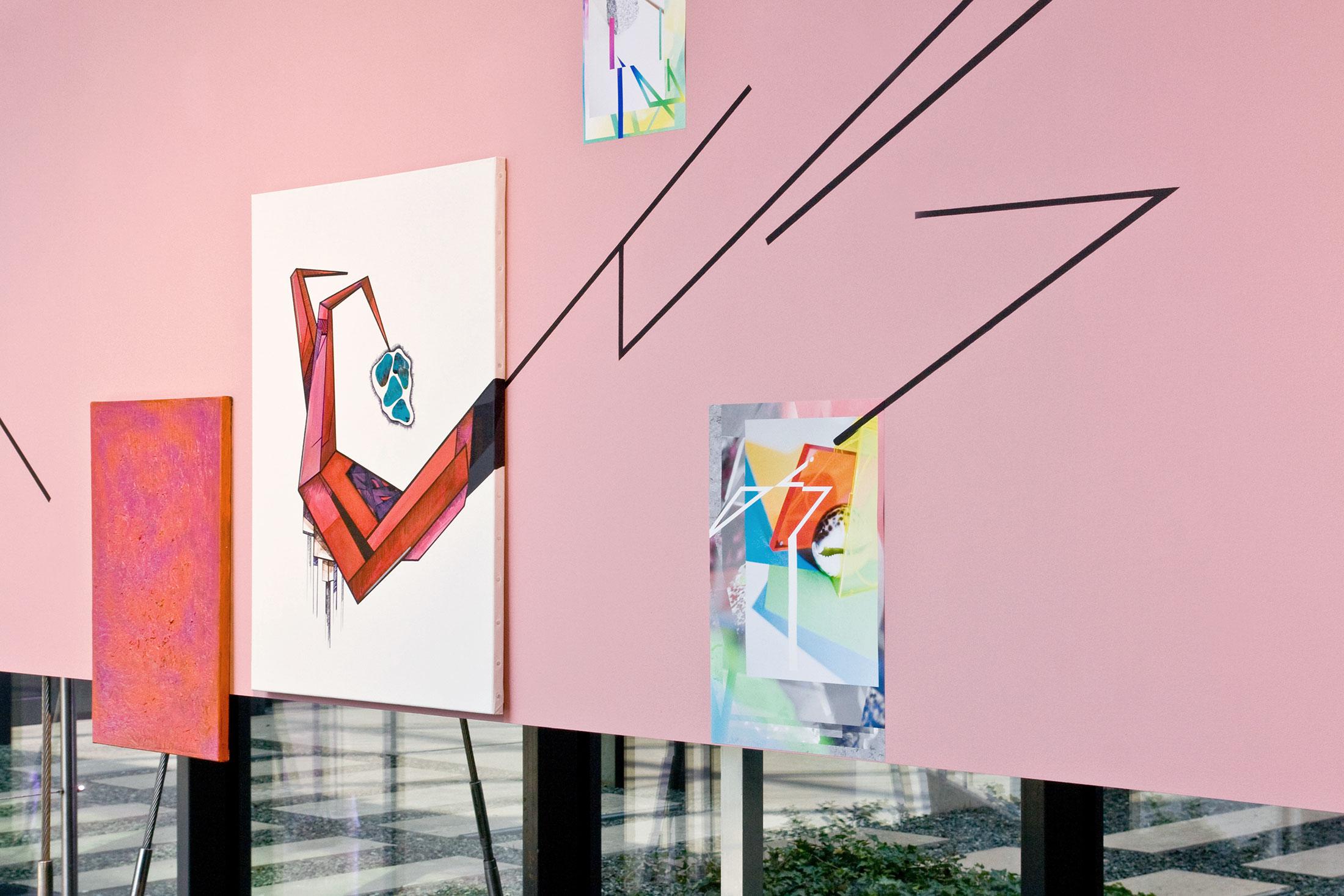 Ewa Doroszenko – malarstwo, wystawa 09