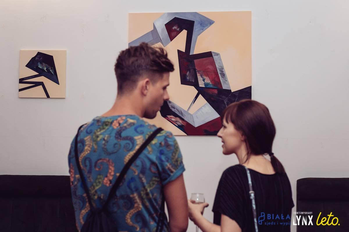 Ewa Doroszenko - Carte Blanche – Contemporary Lynx Magazine, LETO Gallery 05