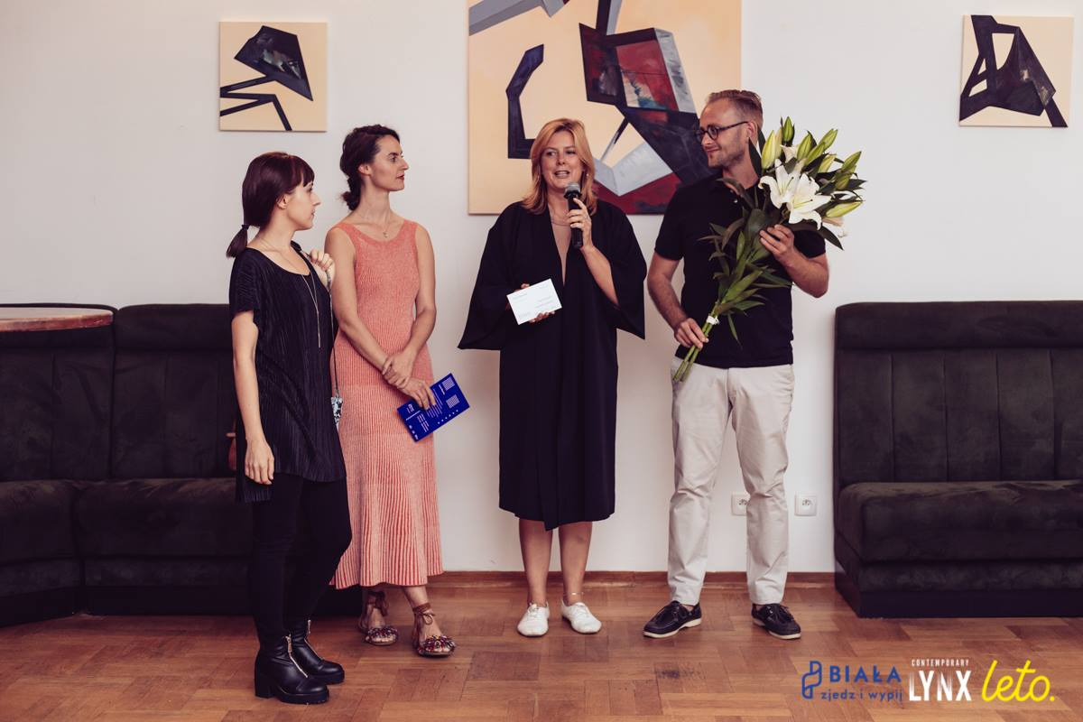 Carte Blanche – Contemporary Lynx Magazine, LETO Gallery 03