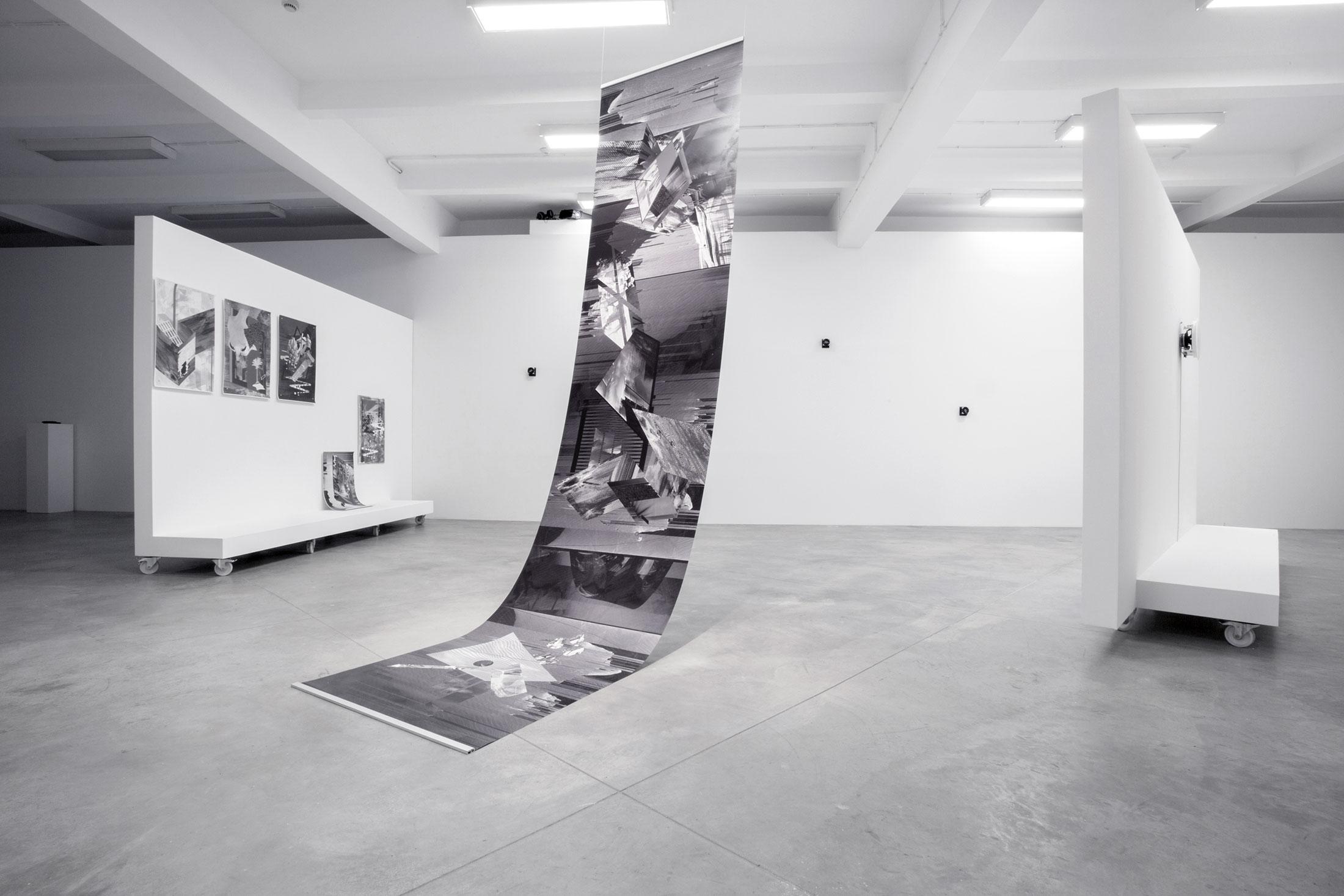 dr Ewa Doroszenko - Exercises of listening - wystawa