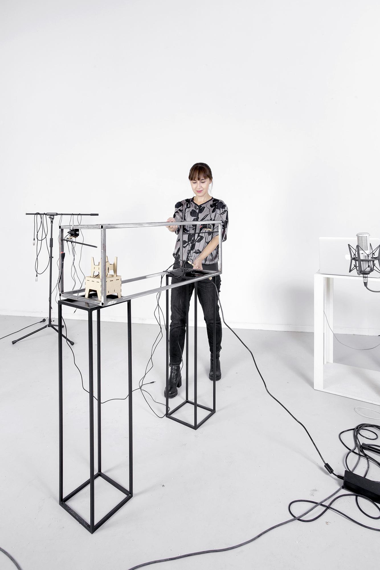 Ewa Doroszenko - visual artist 01