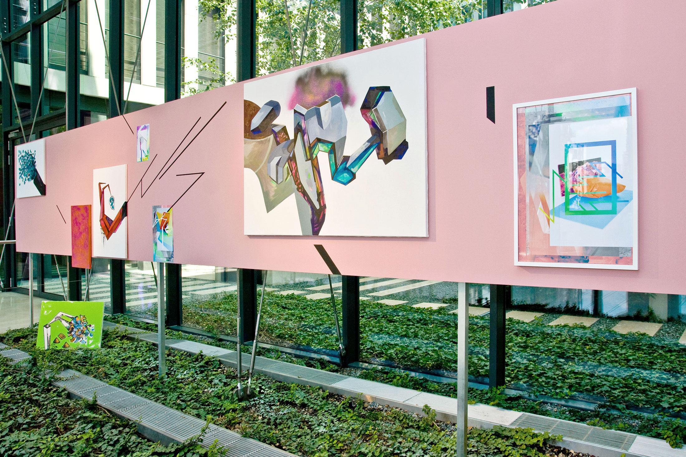 Ewa Doroszenko – Future sex based on Parade amoureuse byFrancis Picabia, Starak Family Foundation